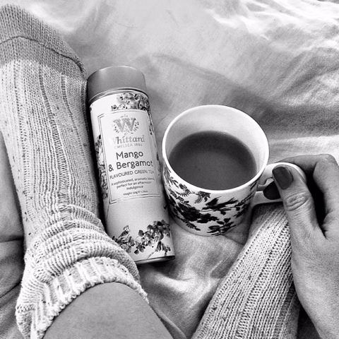 Feelin Cozy with Whittard Mango and Bergamot Green Tea - Time2Gossip Blog
