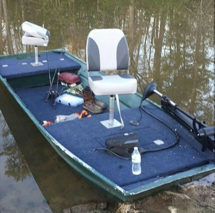 1000 ideas about jon boat on pinterest aluminum boat for Fishing platform boat