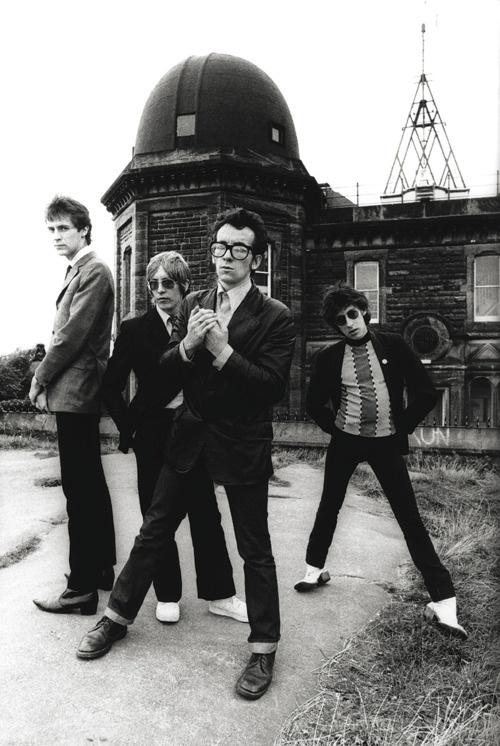 Elvis Costello & The Attractions, Birkenhead Observatory, 1979