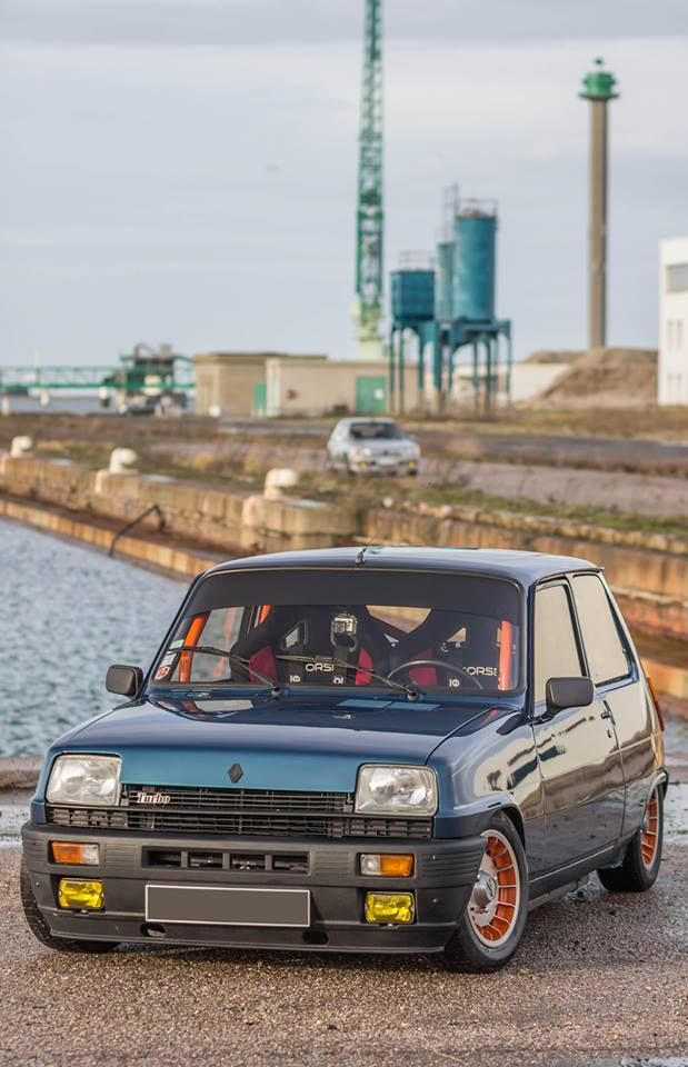 Renault 5 Alpine Turbo - still very much on the 'one day I will get one' list!