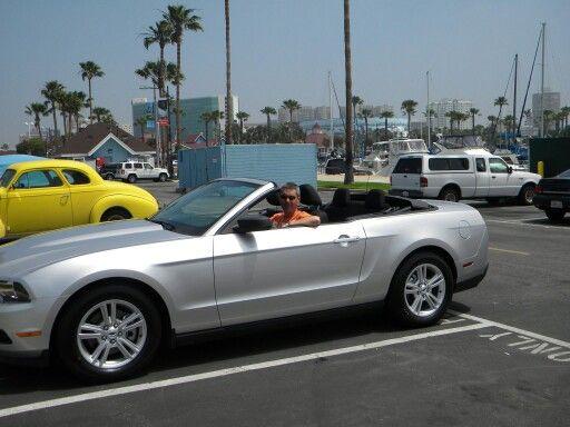 Convertibile Mustang