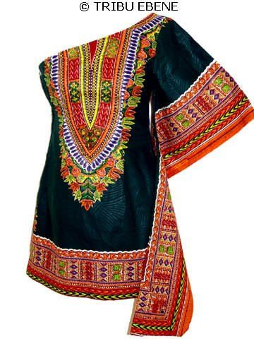 One shoulder African dashiki dress ♦ℬїт¢ℌαℓї¢їøυ﹩♦