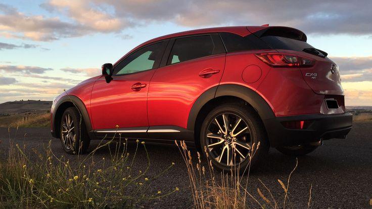 Mazda CX-3 - Hľadať Googlom
