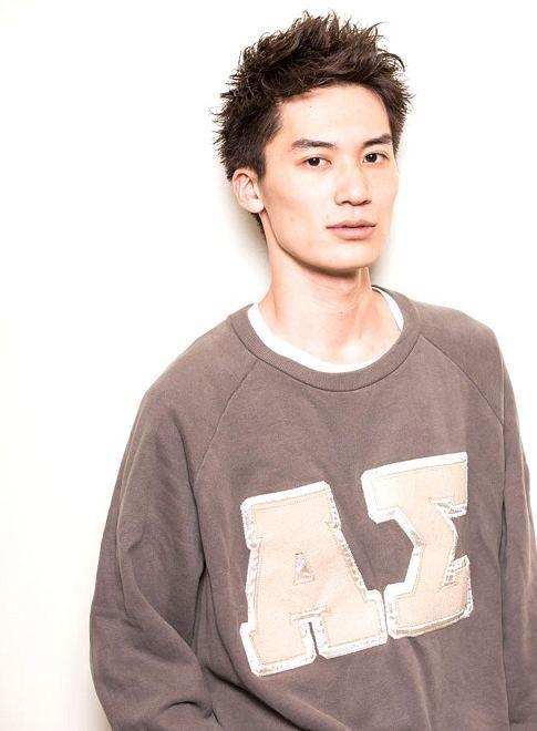 爽やか2ブロック 【GARDEN harajuku】 http://beautynavi.woman.excite.co.jp/salon/20783?pint ≪ #menshair #menshairstyle・メンズ・ヘアスタイル・髪形・髪型≫