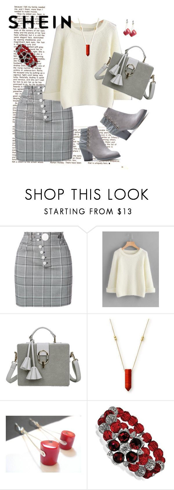 """""""Untitled #862"""" by skatiemae ❤ liked on Polyvore featuring Alexander Wang, Alex and Ani and 1928"""