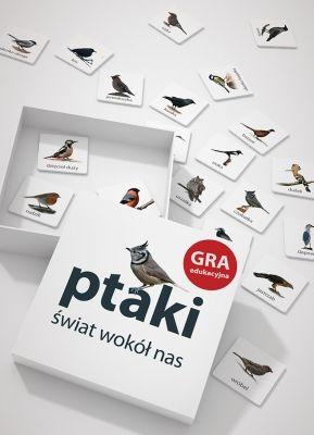 Ptaki. Świat wokół nas – gra edukacyjna  // Jacobsony