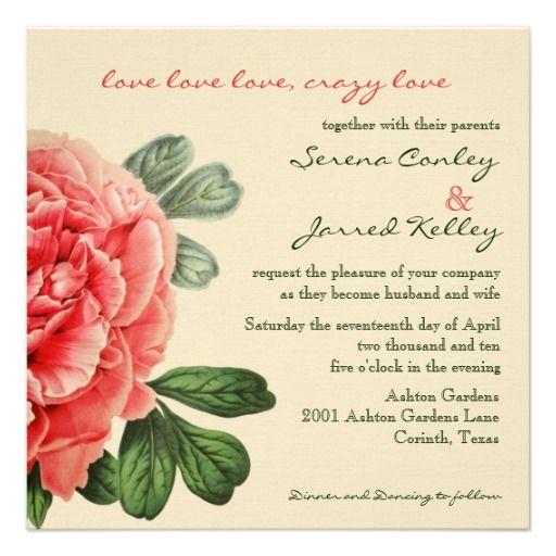 35 Best Wedding Postcards (RSVP) Images On Pinterest