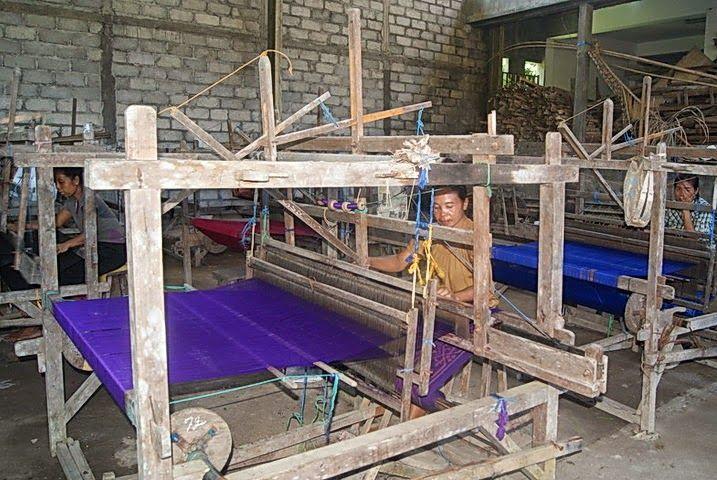 OmahTENUN: Batik TENUN TOGOK Gianyar Bali Yang Memikat Hati