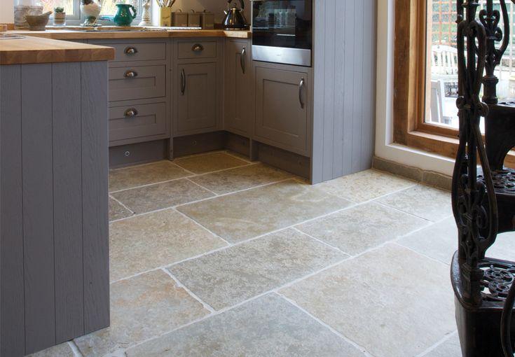 Farley seasoned limestone.