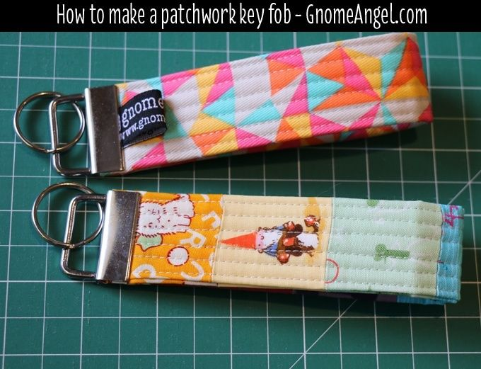 I had been seeing handmade patchwork key fobs on Instagram for months and then when I was sent some back issues of Love Patchwork & Quilting I was lucky enough to get the key fob hardware as an inclusion. I took it as a sign that it was time I made one of my very...Read More »