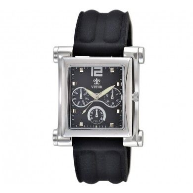 VETOR MEN'S WATCH-VT167159MC11B02D02 It's unique and beautiful wrist watch that brings together fashion and style. Click Here to Order Now @ http://www.souqelkhaleej.com/vetor-men-s-watch-vt167159mc11b02d02.html