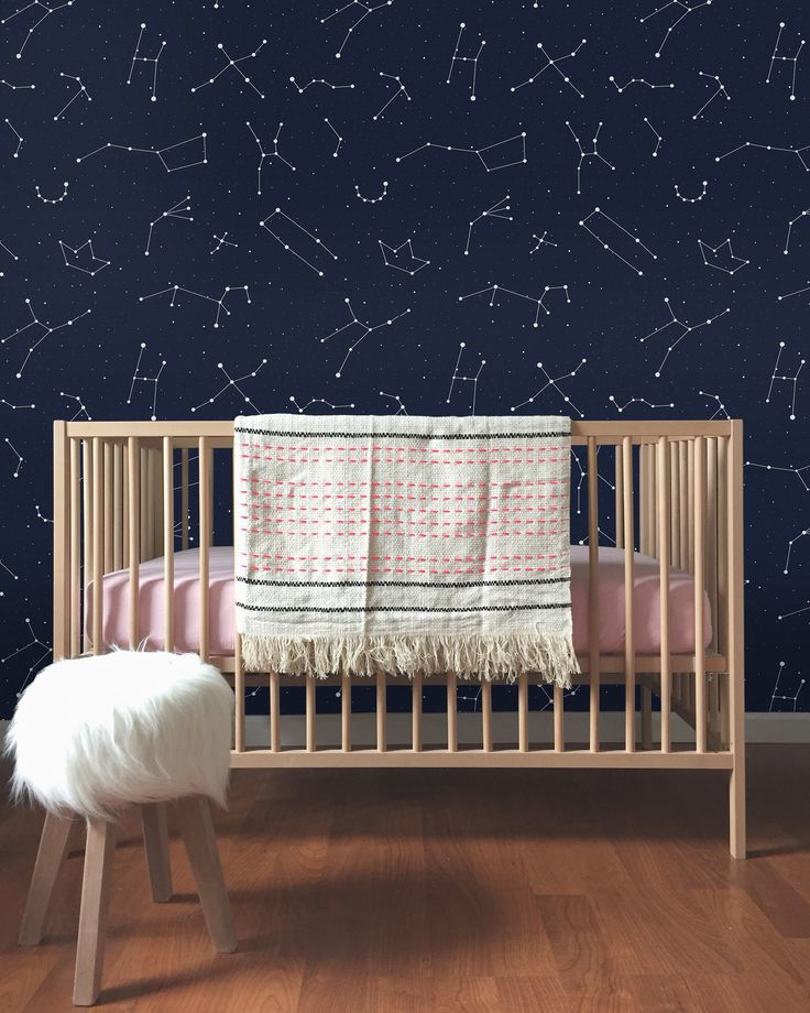 Constellation Wall Mural | Removable Wallpapers U2022 Peel And Stick Wall Murals  U2022 Temporary Wall Covers