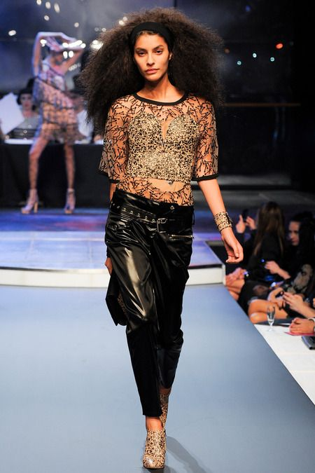 Jean Paul Gaultier   Spring 2014 Ready-to-Wear Collection