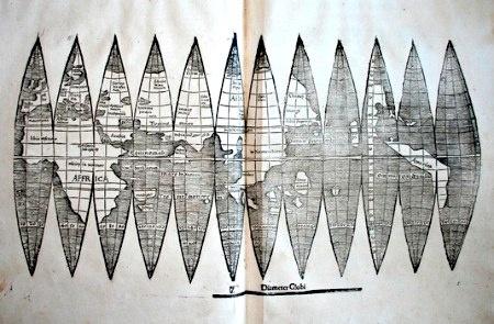 500年前の地図発見=ドイツ500 Years, Old Maps, Births Certificate, World Maps, Martin Waldseemül, Cartographic Martin, Munich Universe, Rare Maps, America Births