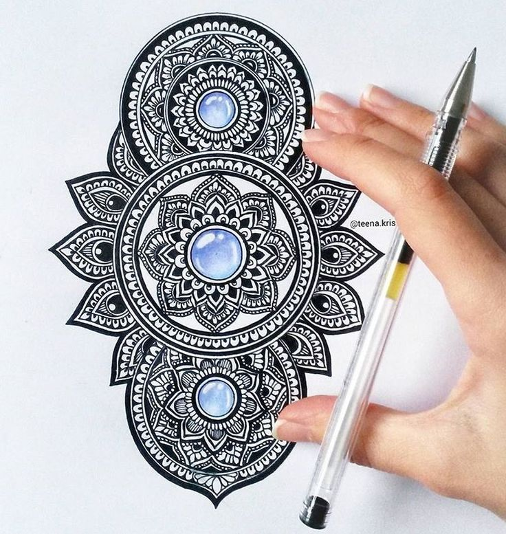Best 25+ Mandala drawing ideas on Pinterest | Mandela art, Mandala ...