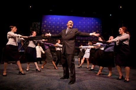 'Urinetown: The Musical' at The Arts Collective at Howard Community College by Amanda Gunther - DCMetroTheaterArts