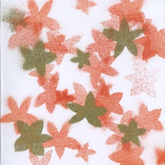 stencil card designs