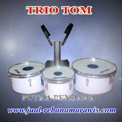 Trio Tom + Harness