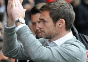 Graham Alexander reflects on Fleetwood Town's 1-1 draw with Chesterfield