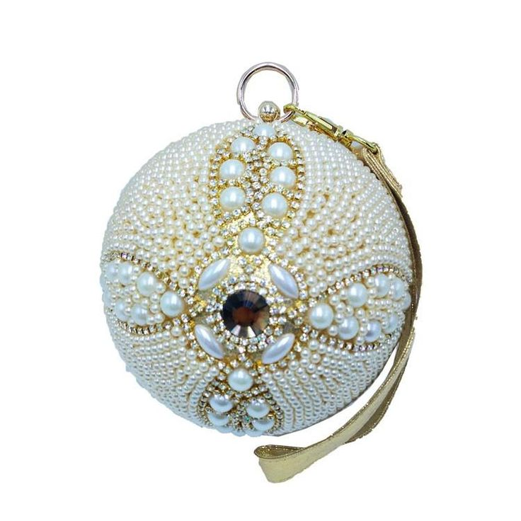 Beautiful Round Evening Bag(1*) Lets get ready for the parties, special price only £21.99