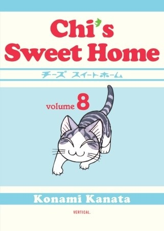 Now reading: Chi's Sweet Home vol. 8!