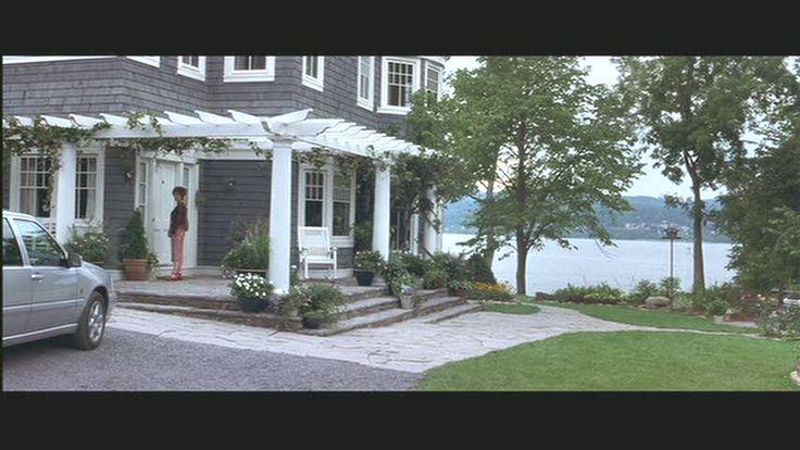 What Lies Beneath HouseMovie House, Lakes House, Beneath Movie, Dreams House, House Architecture, Exterior Porches, Favorite Movie, Lying Beneath, Beneath House