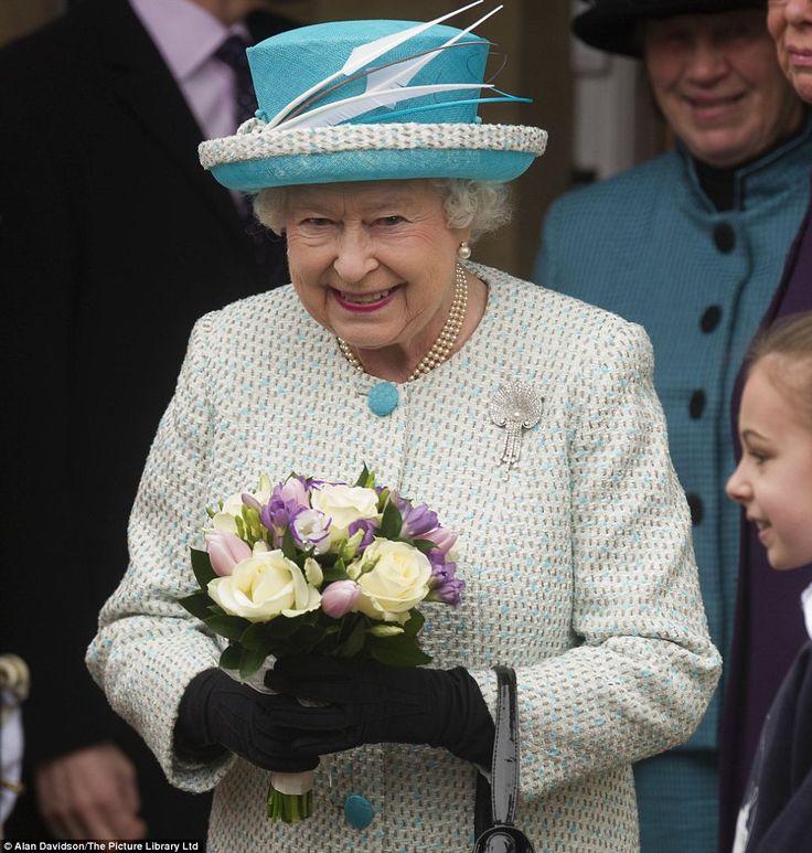 Happy 60th anniversary Queen Elizabeth!