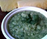 Fresh & Easy Tomatillo Pineapple Salsa Recipe by EXFULGERE Had Abuelos salsa yesterday and am wondering if this might taste similar.  It was sooo good!