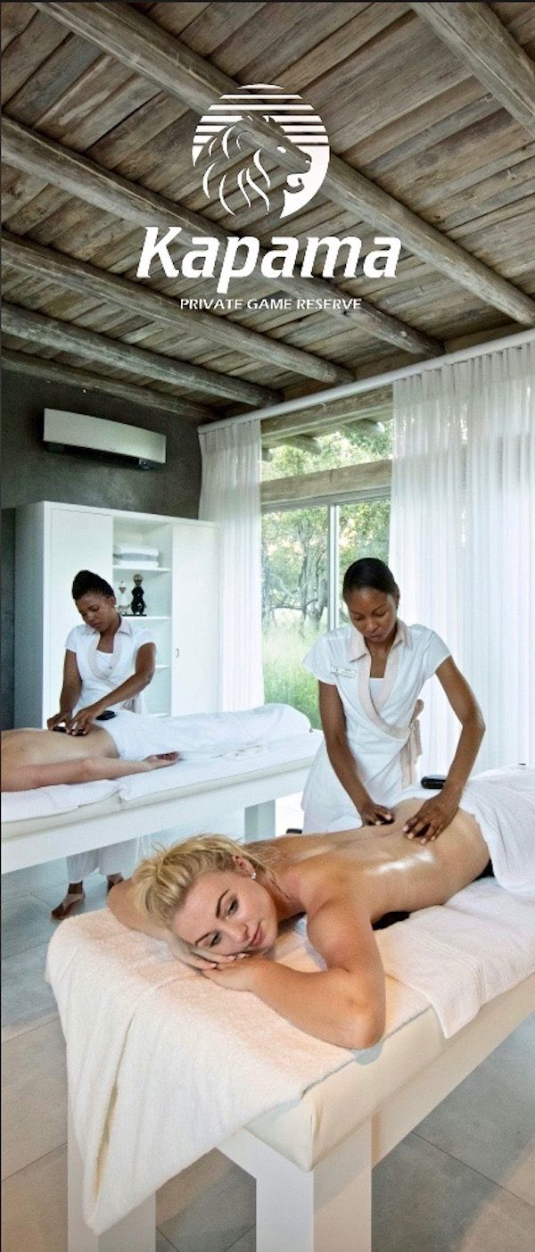The luxury Karula Spa offers a variety of spa treatments.