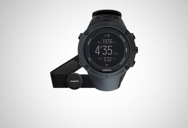 #Suunto Ambit3 Peak GPS HRM