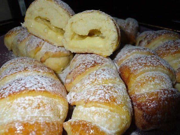 Кулинария- Очень вкусные воздушные булочки, даже похоже на вкус пирожное. Обсуждение на LiveInternet - Российский Сервис Онлайн-Дневников