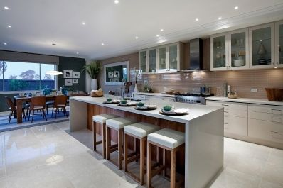 I just viewed this amazing Sandarah 45 Kitchen  style on Porter Davis – World of Style. How about picking your style?