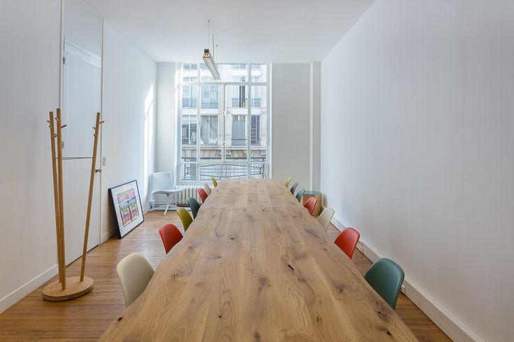 See concept salle de r union fabrice dunou bureau for Decoration salle de reunion