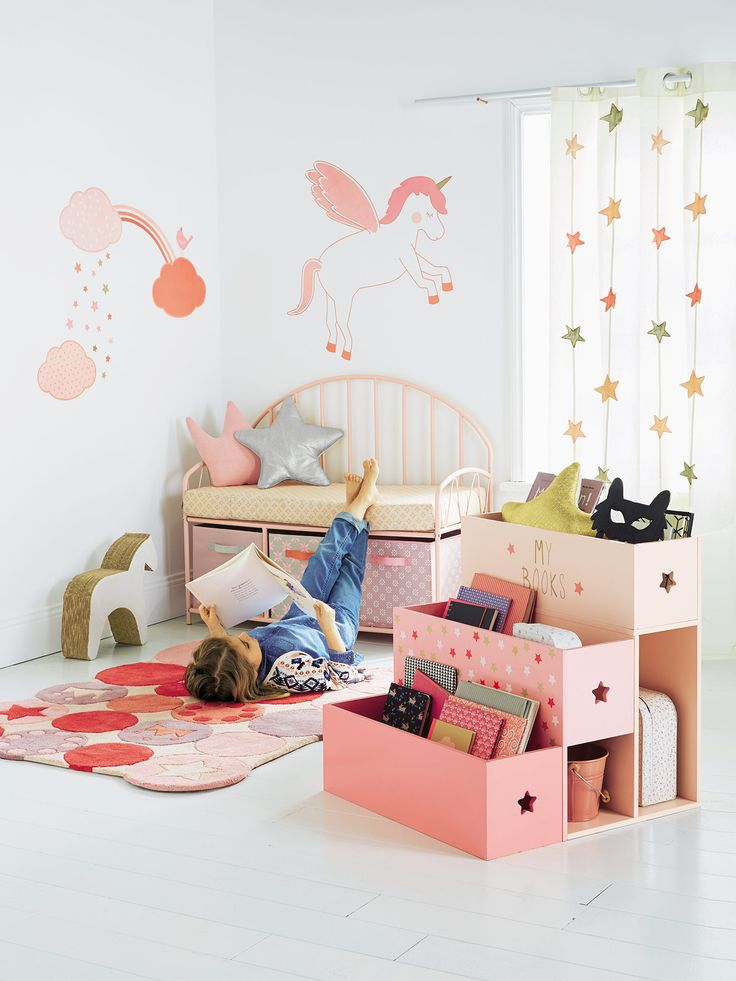 1000 id es sur le th me vertbaudet sur pinterest lit for Decoration licorne chambre