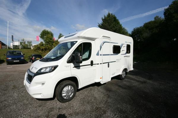 Bailey Caravans APPROACH ADVANCE 615 - For Sale - New & Used Motorhome & Campervan Reviews - Out and About Live