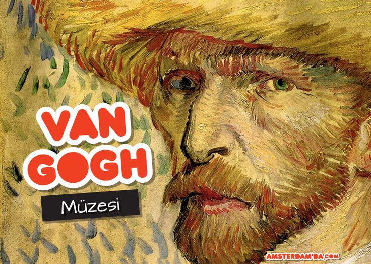 Van Gogh Müzesi #Amsterdam #VanGogh #VanGoghMuseum #Müze #Tatil
