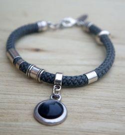 Dreamz armband antraciet