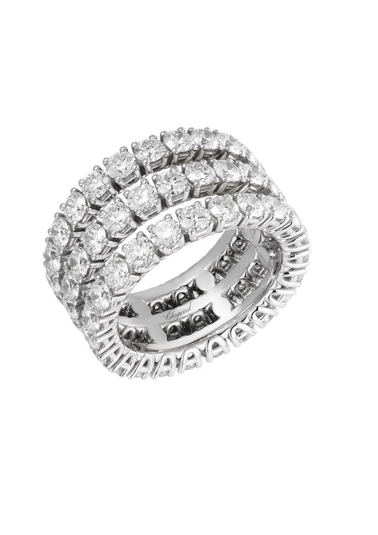 Souvent Oltre 25 fantastiche idee su Anelli a fascia con diamanti su  FZ33