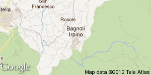 My dream destination...to visit family in Bagnoli Irpino, Italy