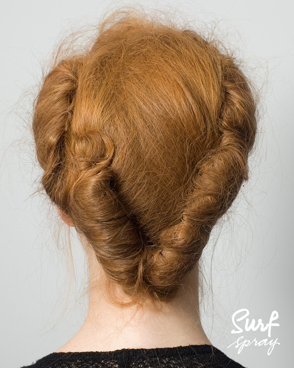 Spring Fashion Week. Hair by Bb. Stylist Laurent Philippon #hair #bumbleandbumble