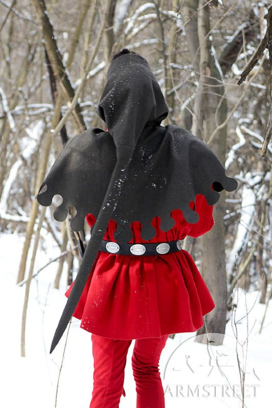 Medieval Wool Coat Cotta Overcoat Garb - Buscar con Google