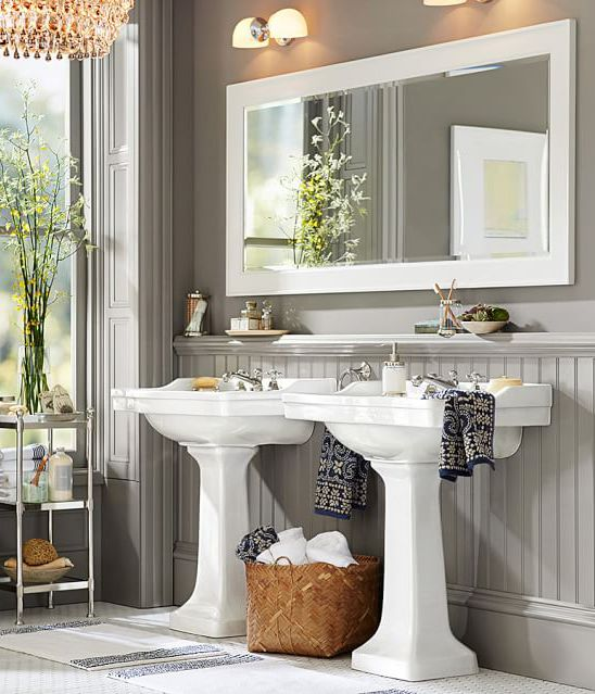 165 best bathrooms images on pinterest | room, dream bathrooms and