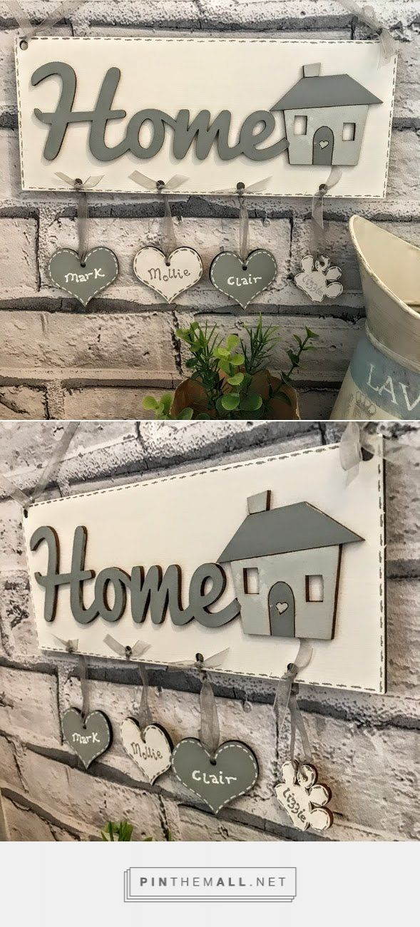 Personalised Gifts : Personalised New home gift Personalised Housewarming gift Personsonalised plaque