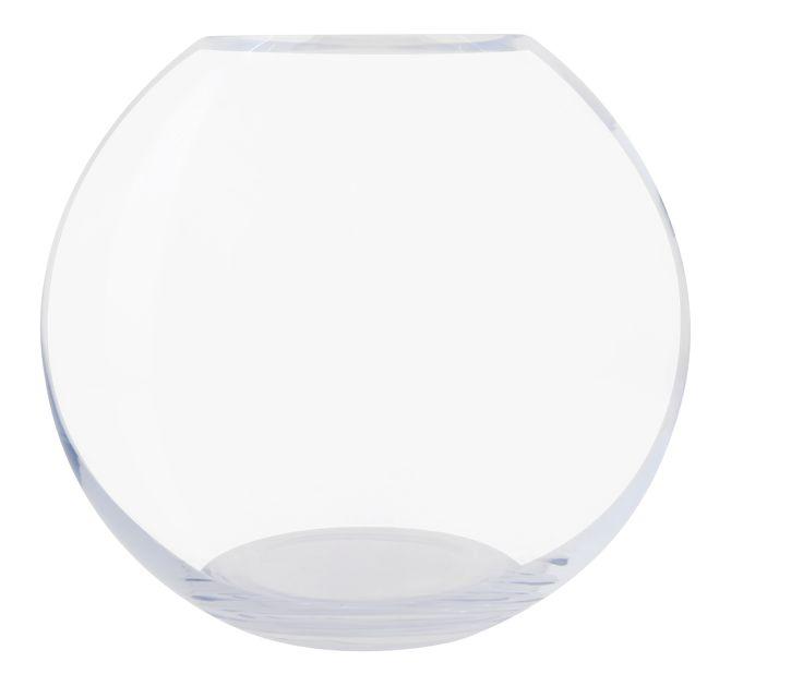 BOLL Vases Transparent Verre