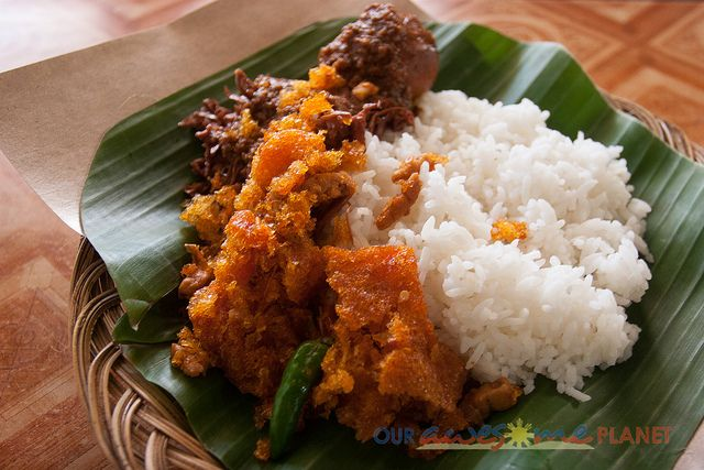 INDONESIA : Jogjakarta authentic cuisine - Gudeg
