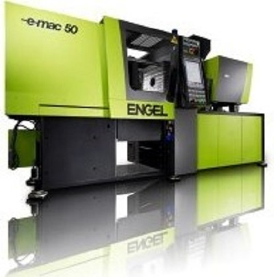 Engel's all electric e-mac injection machine celebrates first public airing in China at CHINAPLAS 2013