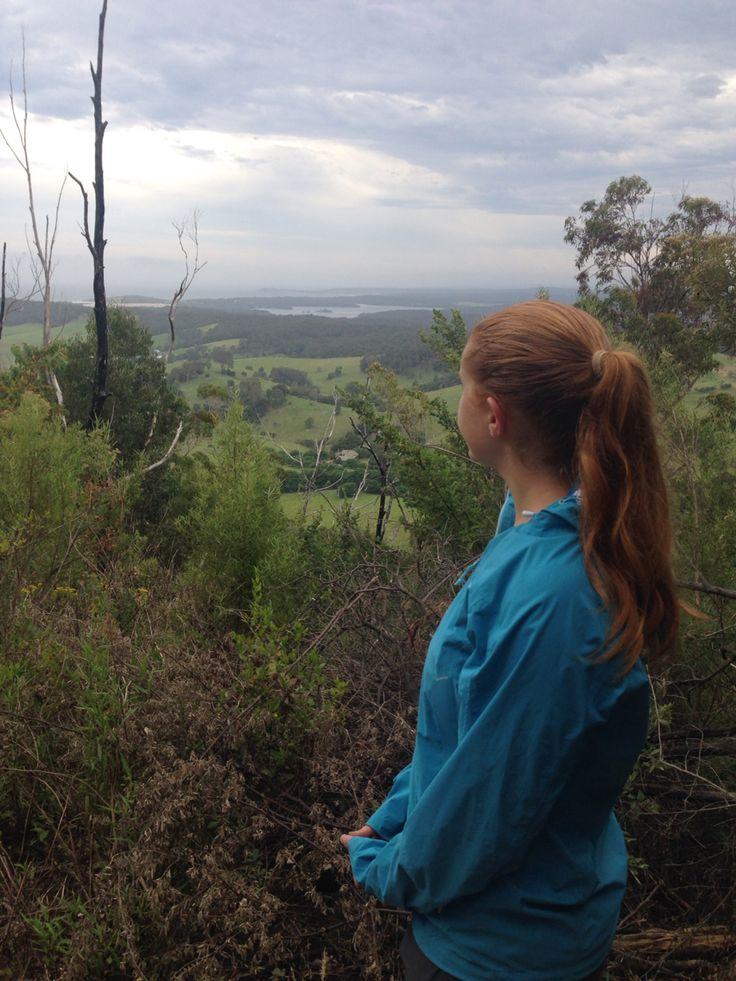 Mt. Dromedary summit hike Tilba NSW