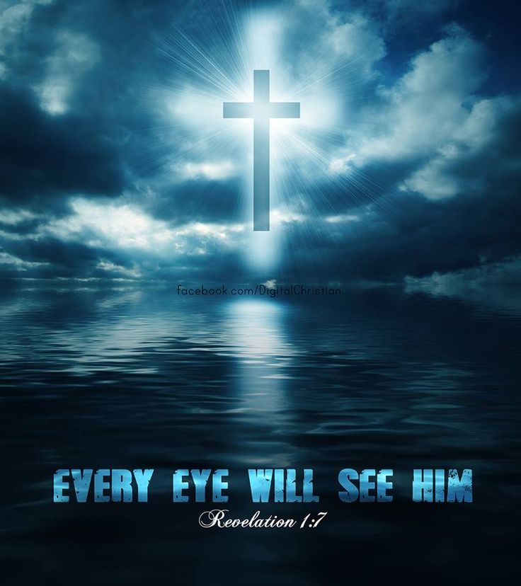 Revelation 1:7 EVERY eye will see Him when He returns to earth.