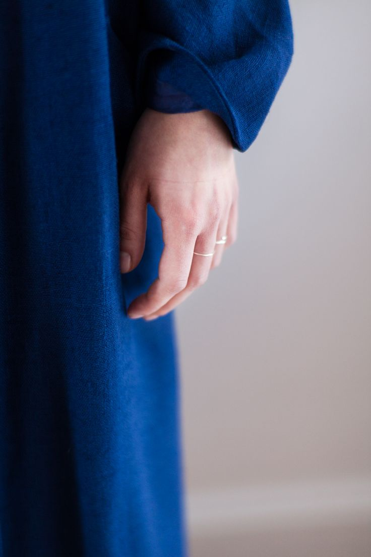 rings - Anna Lawska Jewellery / collection - back to basic / photo - PION