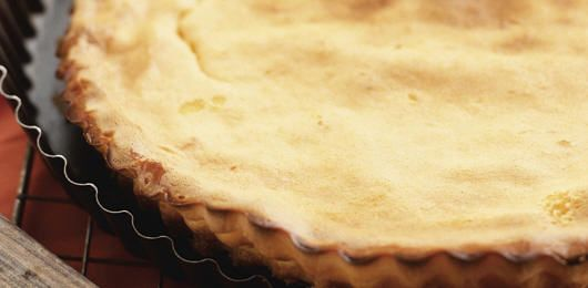 Tarte de Leite Condensado: In General, De Derive, Condensed Milk, Pie